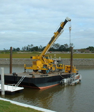 Work Boats Digger