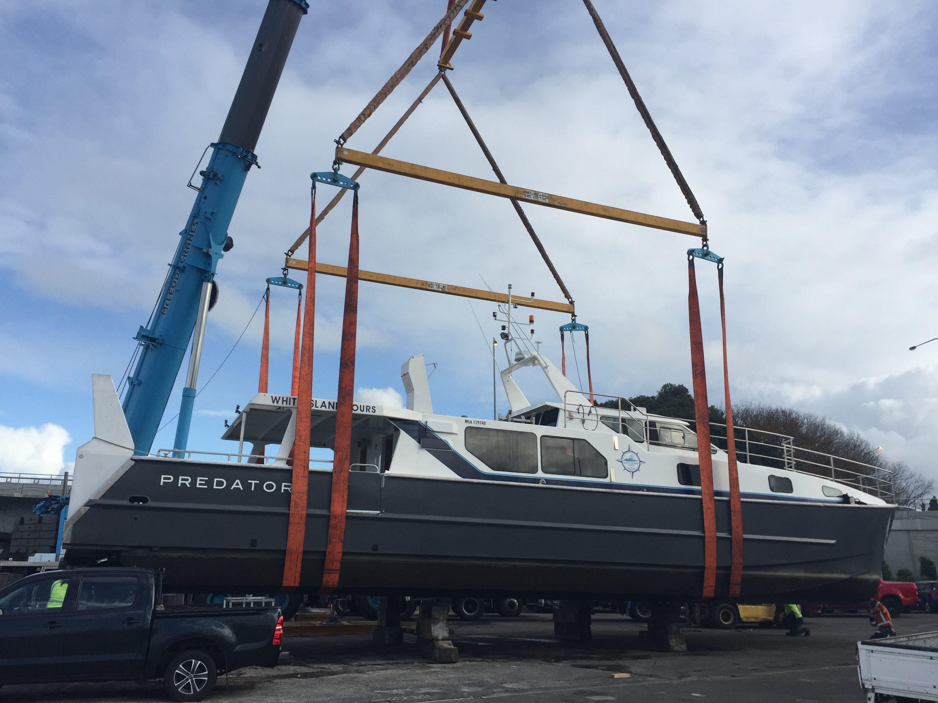 Vessel Repairs & Maintenance