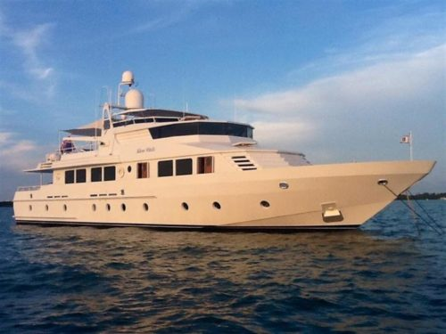 32M Aluminium Workboat based in the Western Bay of Plenty