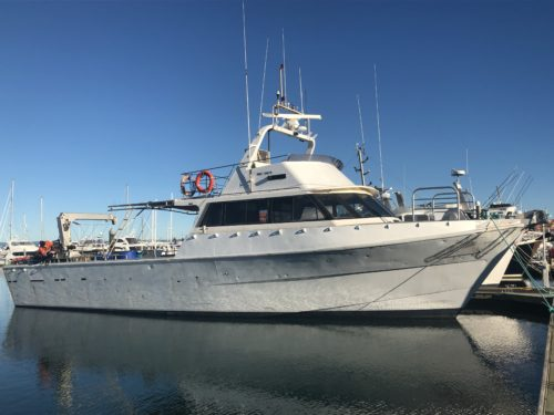 18.3M Alloy Workboat