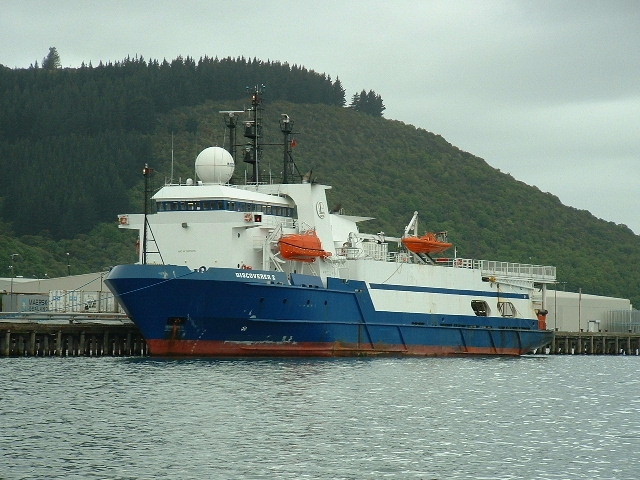 Chase Boats & Seismic Vessel Support