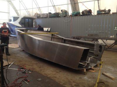 New Aluminium Boat Builders
