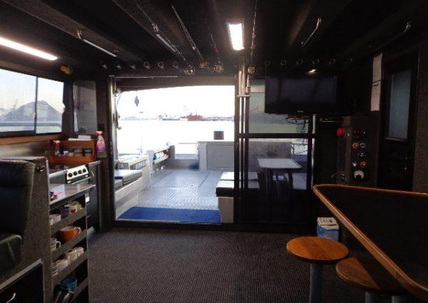 Workboat Dining Room