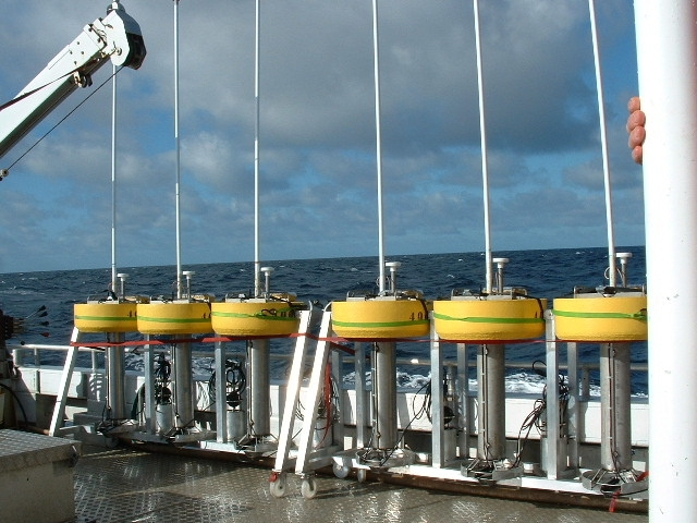 Oceanographic Data Acquisition