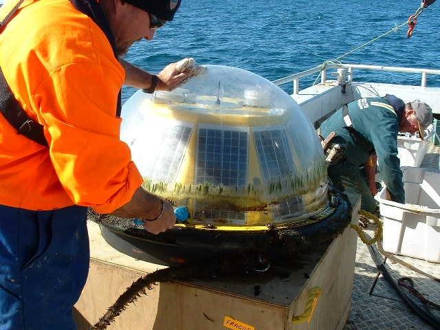 Oceanographic Equipment Services