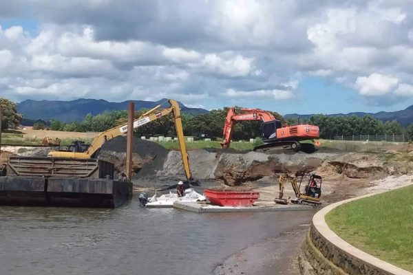 Dredging Contractors NZ