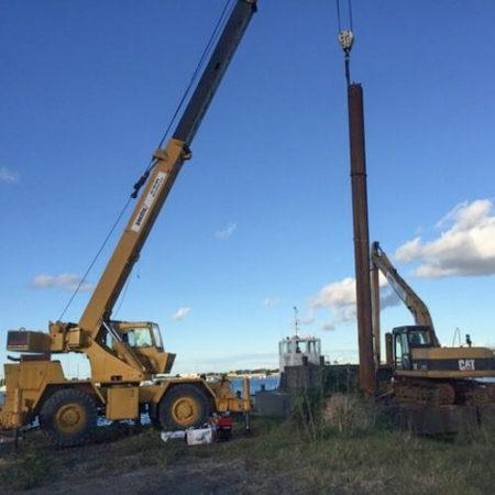 pacific7 50 tonne crawler crane