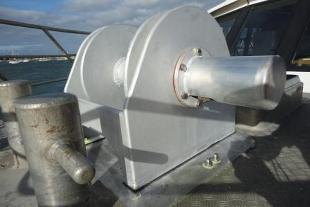 Pacific7 Drum Anchor Winches New Zealand