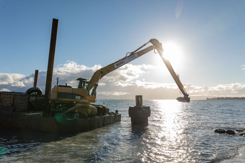 Pacific7 Dredging Contractors-Tauranga-Bay of Plenty