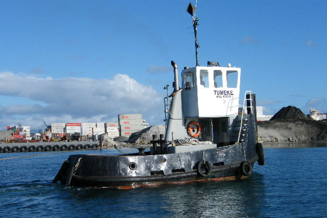 Pacific7 Barge and Tug Specialists New Zealand