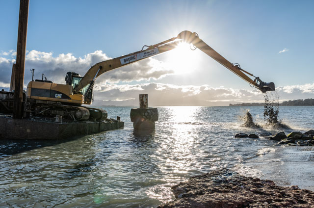 Pacific7 Dredging Digger Specialists New Zealand